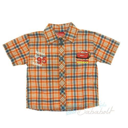 Disney Verdák-Cars fiú ing