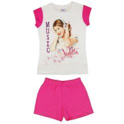 Disney Violetta 2 részes lányka nyári szett