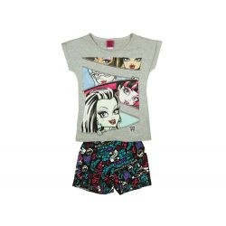 Monster High nagylányos együttes (méret: 116-152)