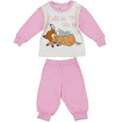 Disney Bambi 2 részes lányka pizsama