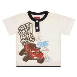 Disney Cars baba| gyerek rövid ujjú póló (méret:92-128)