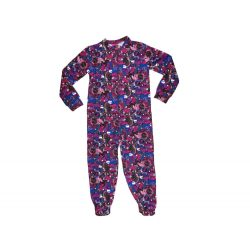 Monster High lányka belül bolyhos  overálos pizsama