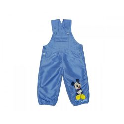 Disney Mickey baba bélelt vízlepergetős kertésznadrág