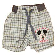 Disney Mickey baba| gyerek kockás nadrág