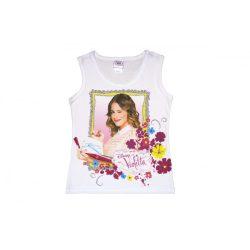 Disney Violetta gyerek ujjatlan póló (méret: 122-158)