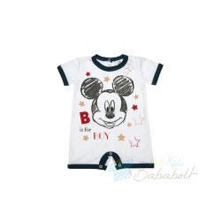 Disney Mickey baba napozó (méret: 62-86)