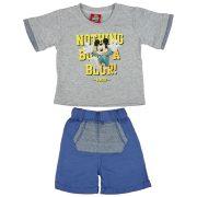 Disney Mickey baba/gyerek szett (méret: 68-116)