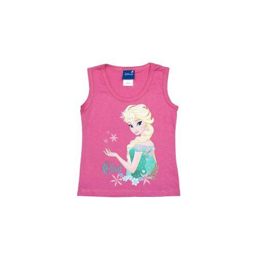 Disney Jégvarázs-Frozen gyerek ujjatlan póló (méret: 92-140)
