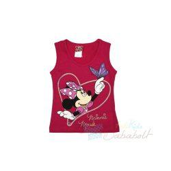 Disney Minnie baba/gyerek ujjatlan felső (méret: 86-128)