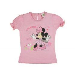 Disney Minnie rövid ujjú póló (méret:62-92)