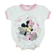 Disney Minnie baba rövid ujjú napozó (méret: 56-80)