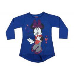 Disney Minnie gyerek hosszú ujjú póló (méret: 86-116)