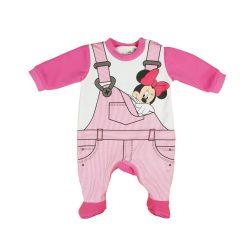 Disney Minnie belül bolyhos rugdalózó