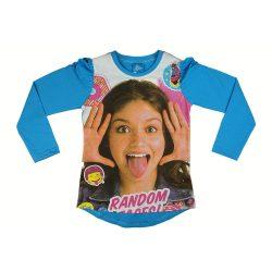 Disney Soy Luna lányka hosszú ujjú póló