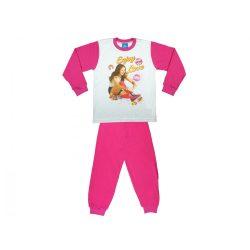 Disney Soy Luna gyerek pizsama (méret: 122-152)