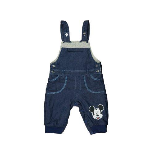 Disney Mickey baba bélelt kertésznadrág