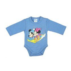 Disney Minnie  hosszú ujjú kombidressz Tél (méret: 50-86)