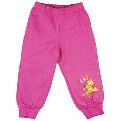 Disney Micimackó és barátai baba/gyerek nem bolyhos nadrág (méret:68-98)