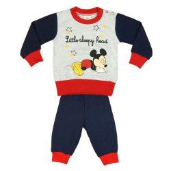 Disney Mickey baba pizsama (méret:74-98)