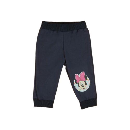 Disney Minnie baba/gyerek elasztikus farmer hatású nadrág (méret:68-116)