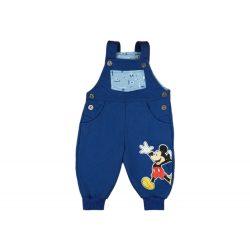 Disney Mickey baba kertésznadrág (méret:62-86)