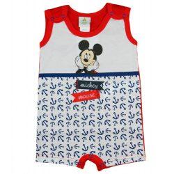 Disney Mickey baba tengerész stílusú napozó (méret:56-80)