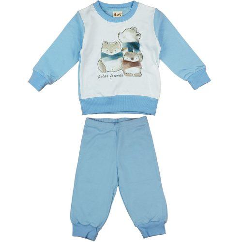 Állatos 2 részes pizsama