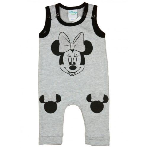 Disney Minnie ujjatlan  vállon patentos rugdalózó (méret: 74-98)