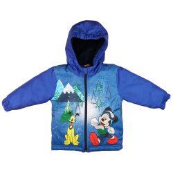 Disney Mickey vízlepergetős kapucnis téli kabát