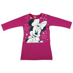Disney Minnie hosszú ujjú lányka ruha (méret: 92-146)