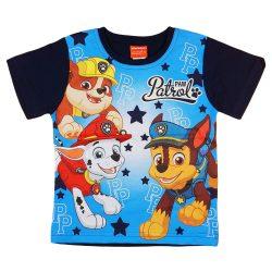 Paw Patrol/Mancs őrjárat rövid ujjú fiú póló