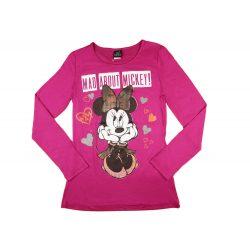 Disney Minnie hosszú ujjú női póló (méret: S-XXL)