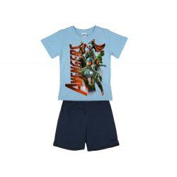 Avengers-Bosszúállók fiú rövid pizsama (méret:104-140)