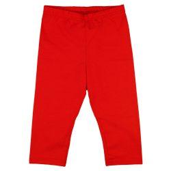 3/4-es lányka pamut leggings