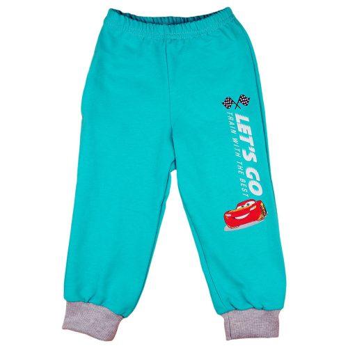 Disney Cars/ Verdák fiú szabadidő nadrág
