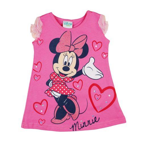 Disney Minnie lányka ruha flitterrel