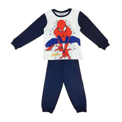Pókember mintás pizsama