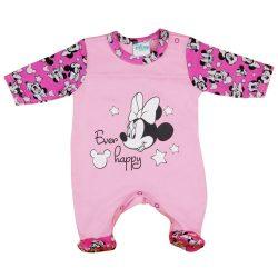 Disney Minnie hosszú ujjú rugdalózó Hello Girl!