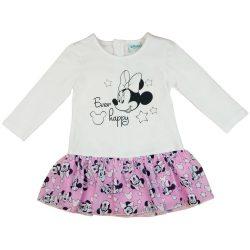 Disney Minnie mintás muszlinos ruha