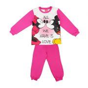 Disney Minnie pizsama Love