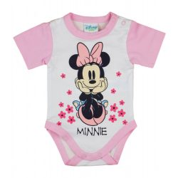 Disney Minnie Love rövid ujjú baba body