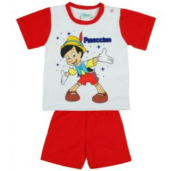 Disney Pinokkió kisfiú 2 részes rövidnadrágos szett