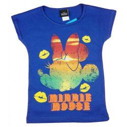 Disney Minnie mintás lány póló
