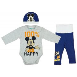 Disney Mickey best 3 részes baba szett