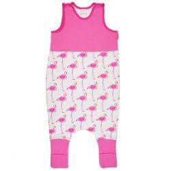 Flamingó mintás lányka tipegő hálózsák 2|5 TOG
