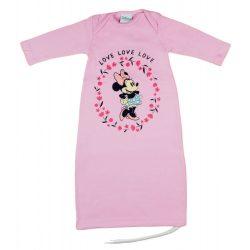 Disney Minnie mintás baba body-hálózsák 1 5 TOG Love kollekció