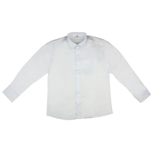 Fiú alkalmi hosszú ujjú fehér ing (TUR)