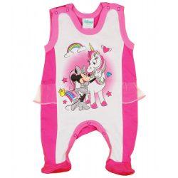 Disney Minnie tüllös| ujjatlan kislány rugdalózó