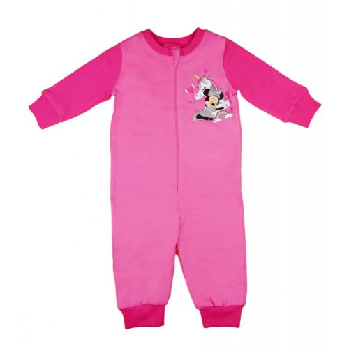 Disney Minnie overálos pizsama unkornissal