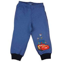 Cars/ Verdák vékony pamut fiú szabadidőnadrág